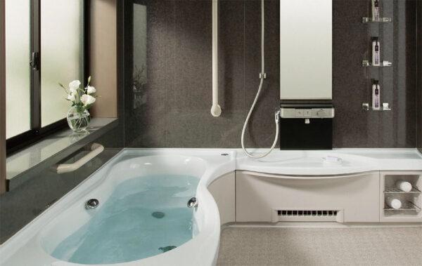 トクラスの斬新なデザインの湯船お風呂