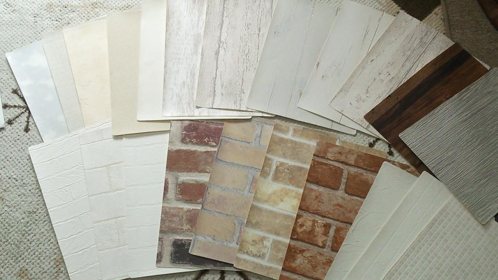 サンゲツ・シンコール新築壁紙サンプル請求