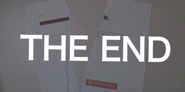 ゼロキューブTHE END