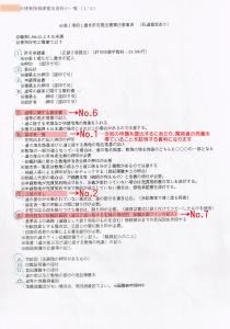 建築指導課提出資料一覧(1/2)