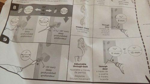 メソナイト スムースファイバーグラスドア取付DIY説明書