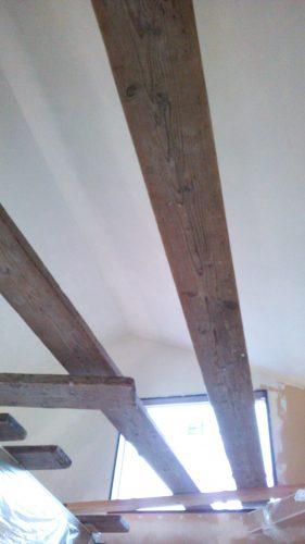 ひとりで塗れるもんDIY天井施工