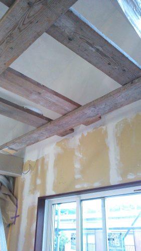 ひとりで塗れるもんDIY天井塗り