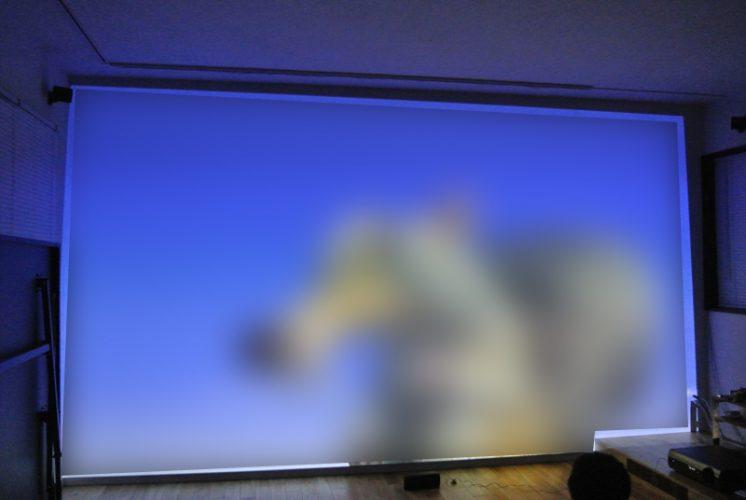 5.1chホームシアター5.1ch BENQ試写会