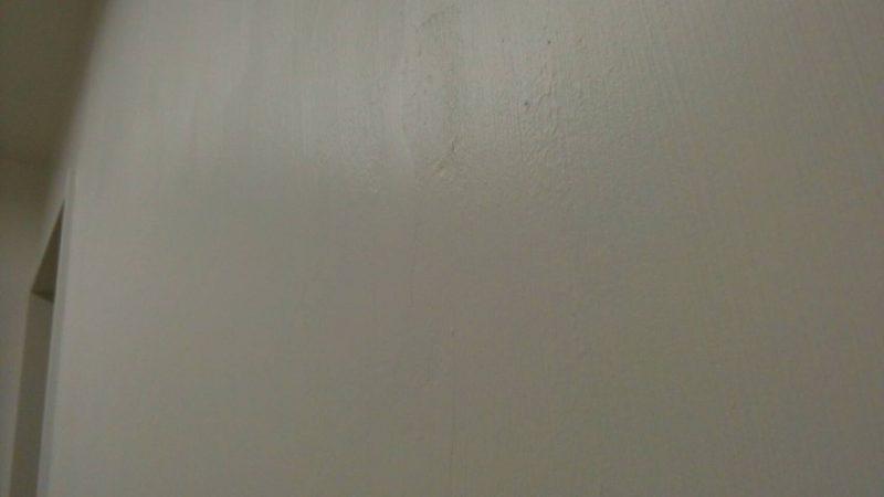 アサヒペン スーパーコート ペンキ塗り壁DIYレビュー