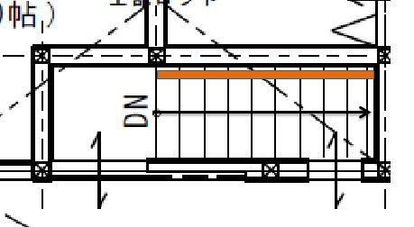安全な階段設計手すり編 左につけるか右につけるかイメージ図