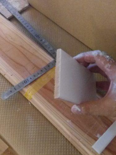サブウェイタイルタイルカッター割り方使い方断面