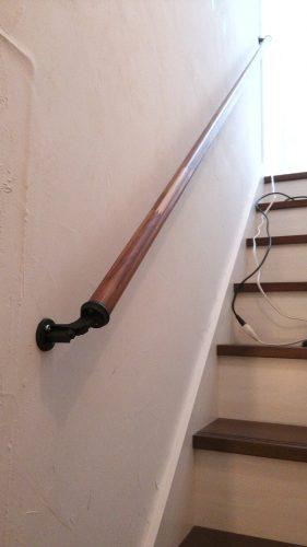 カワジュン ブラケット(壁付用) KH-631 取付方法 DIY 全体