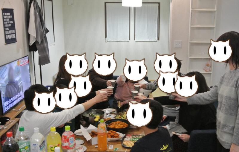 2019新年祝パーティー